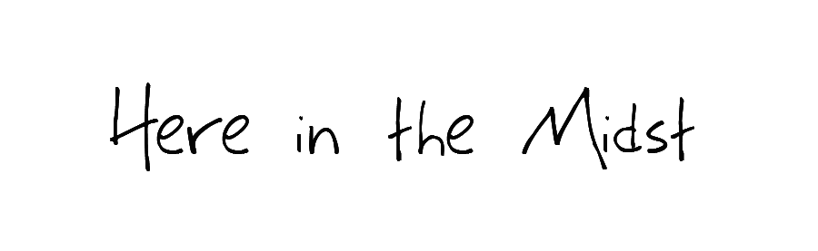 Here In The Midst Logo