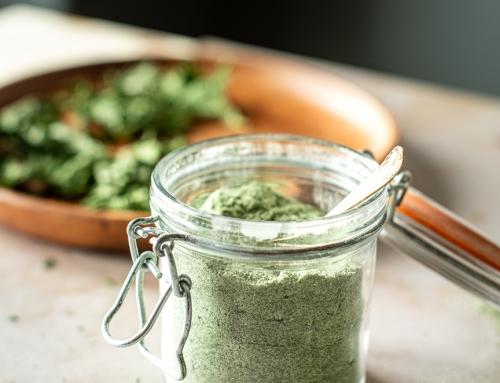 Homemade Celery Salt